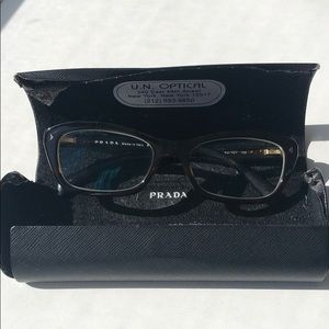 Authenitc Prada Eyglasses